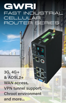 GWRI-Fast-Industrial-Cellular-Router-Series